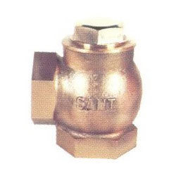 Gun Metal Right Angle Lift Check Valves