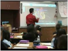 Smart Interactive Classroom with Educational Syallabus Oriented Content