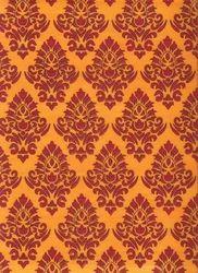 Silk Screen Printed Handmade Paper