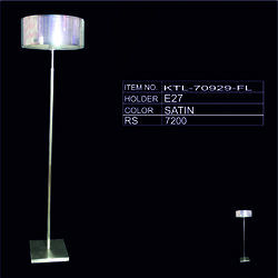 Table And Floor Lamp
