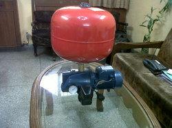Water Pressure Boosting