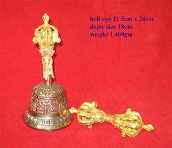 tibetan bell dorjee big size