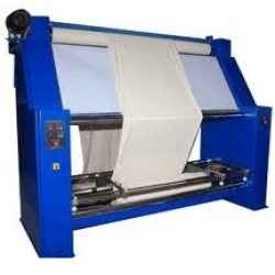 Single / Double Folding & Plaiting Machine