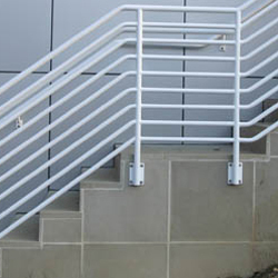 MS Pipe Railing
