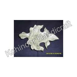 Silver Plated Decorative Plate