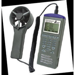 Air Flow Data Logger