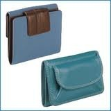 Blue Nappa Ladies Wallet