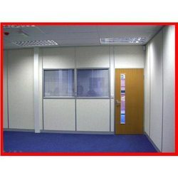 Gypsum Board Partitions
