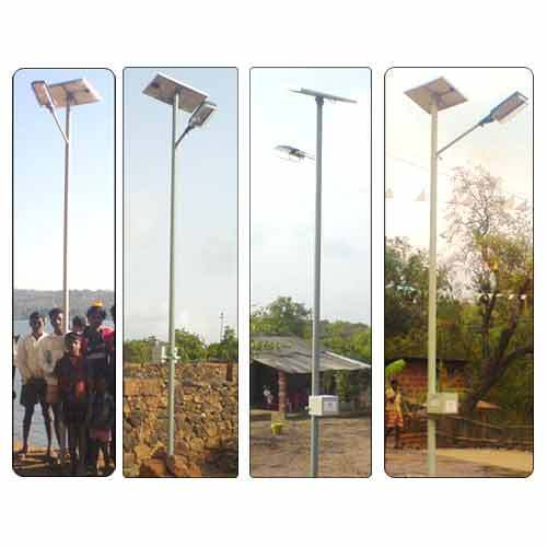Solar Street Light Fitting