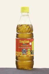 Engine Mustard Oil Kacchi Ghani 500 Ml Pet