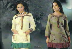 Designer Cotton Kurtas