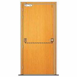 Wooden Fire Rated Door