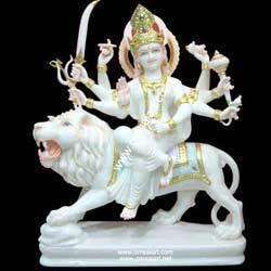 Durga Maa Moorti