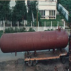 Ammonia Storage Tanks
