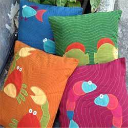 Kids Applique Cushion Covers