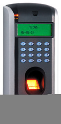 Finger Scanner Machine