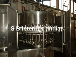 Used Glass Bottles Fillers for W&sd - Used Beverage / Bottling Plants and Machinery