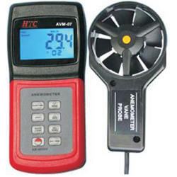 AVM-07 Digital Vane Anemometer
