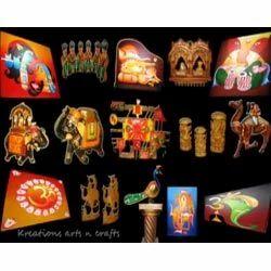 Indian Handicrafts Wooden Handicrafts Manufacturer From Mumbai