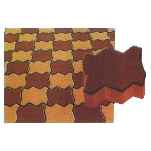 Pavers Interlocking Moulds (F)