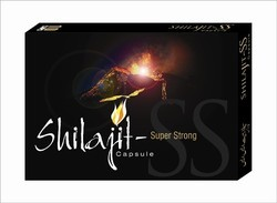 Shilajit SS Capsules