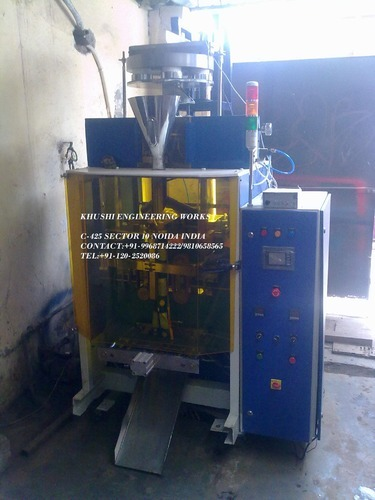 High Speed Collar Type Pouch Packing Machine