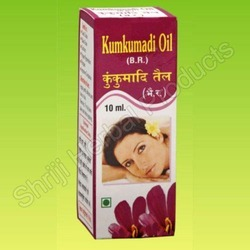 Kumkumadi Oil - Removes Black  Scar