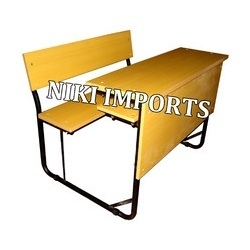 Kids Wooden Study Table