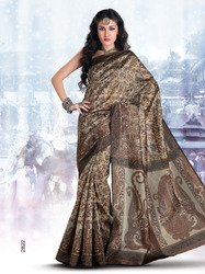 New Fabric Sarees