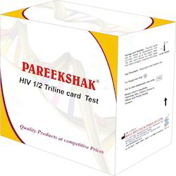 HIV 1/2 Triline Card Test