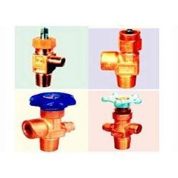 High Pressure Gas Cylinder Valves