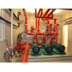 Pump Room Design For Fire Fighting