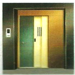 MS Telescopic Door With Door Frame