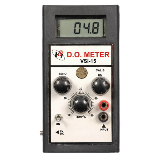 Digital Dissolved Oxygen Meter (Portable) VSI-15