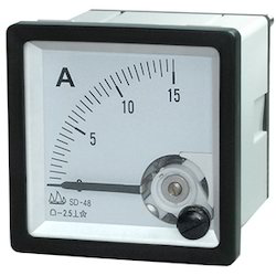 AC Moving Coil Meter