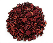 Christ Mass Red Potpourri Botanicals