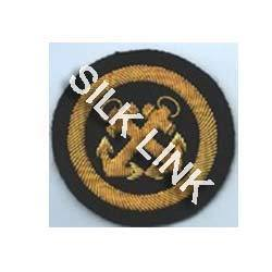 Deck Officer Embroidery Badge