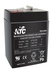 Maintenance-Free Sealed Lead-Acid Battery