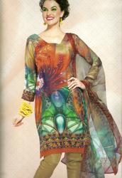 Hand Embroidery Salwar