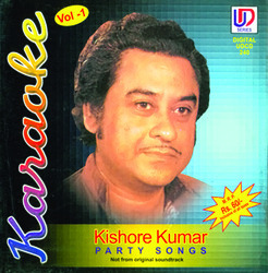 Kishore Kumar- Party Songs- Karaoke-Vol-1