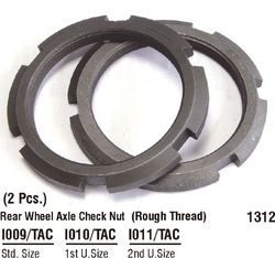 I009/TAC Rear Wheel Axle Check Nut