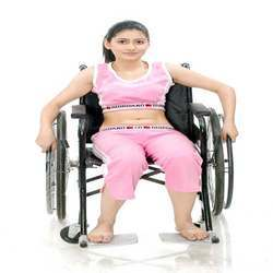 Folding Wheel Chair Regular