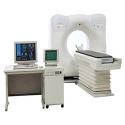 Spiral CT Scan Machine