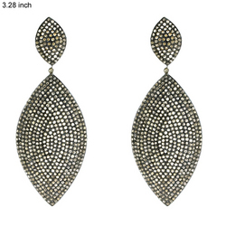 Pave Diamond  Jewelry & Earrings