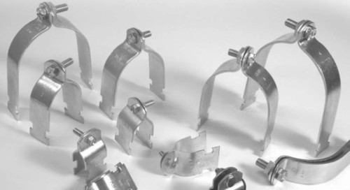 Strut Clamp, Pipe Clamp, Channel Pipe Strap...