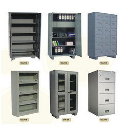 Multi Racks Office Almirah