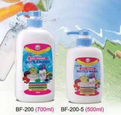 Baby Feeding Bottle Wash