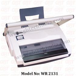 Wiro Binding (WR  2131)
