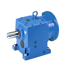 Unicase Helical Foot Gear Motors