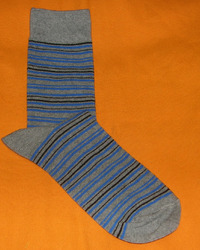 AOV /MN/ST/27 Men Stripe Socks
